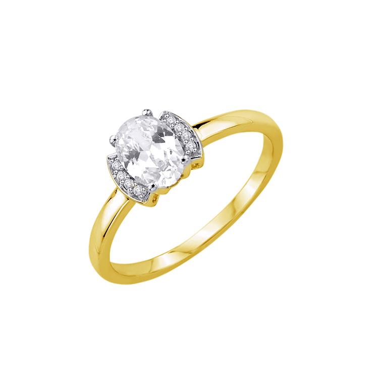 9ct Gold Dress Ring