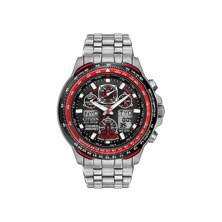 Citizen Red Arrows Skyhawk A-T Watch JY0110-55E